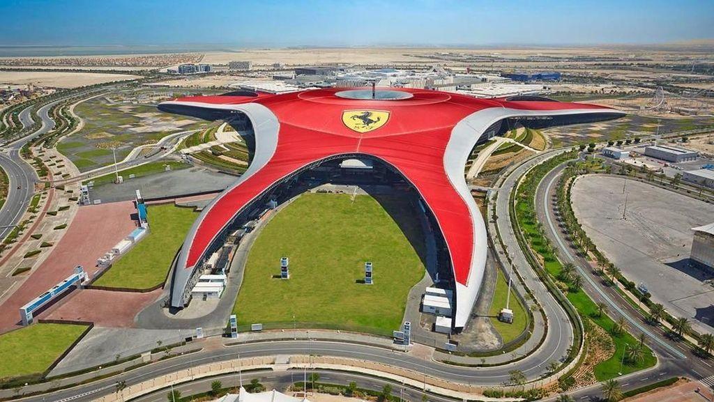 Taman Rekreasi Terbaik 2019 Ada di Timur Tengah
