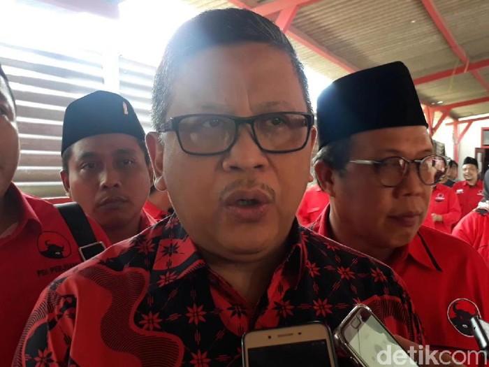 Sekjen PDIP Hasto Kristiyanto/Foto: Ainur Rofiq