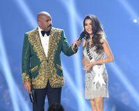 Puteri Indonesia Frederika Cull di Miss Universe 2019.
