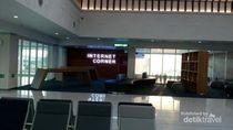 Bandara Solo Kini Punya Perpustakaan, Sudah Tahu?