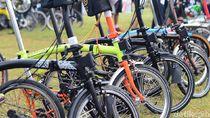 Fakta tentang Brompton, Sepeda Mahal yang Jadi Incaran