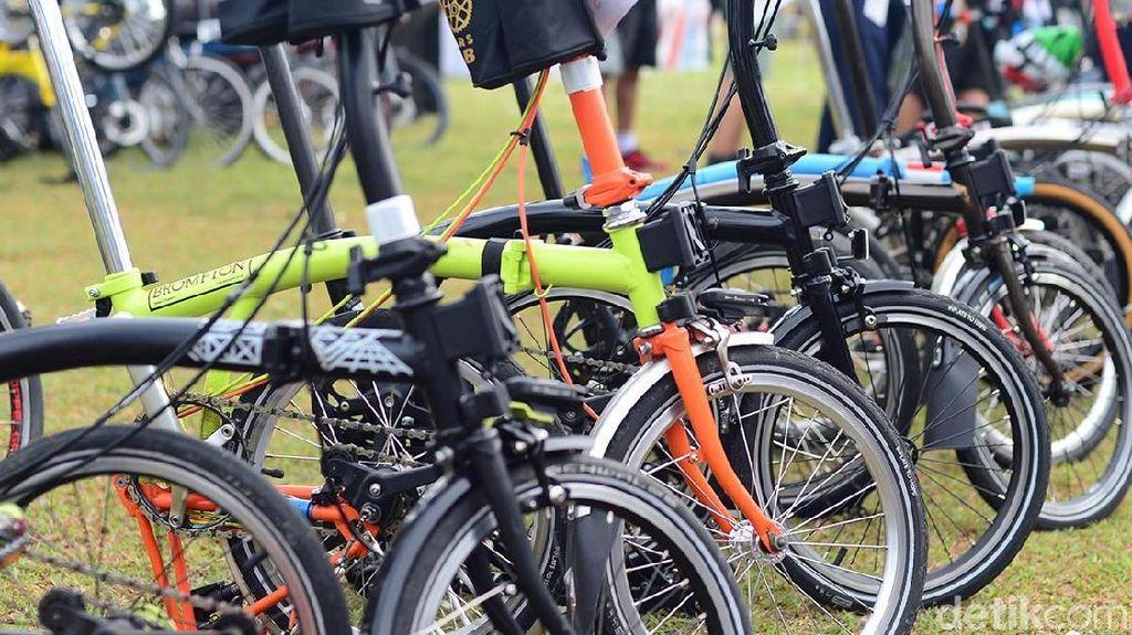 Ramai di Medsos, Orang Inggris Senang Jual Sepeda Brompton di Indonesia