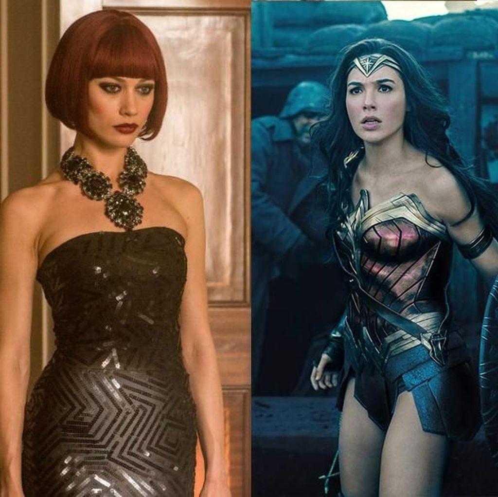 Olga Kurylenko v Gal Gadot, di Antara Wonder Woman dan Bond Girl