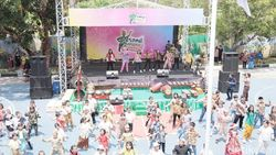 Kurangi Ketergantungan Gadget, Festival Seni dan Budaya Digelar di Jember