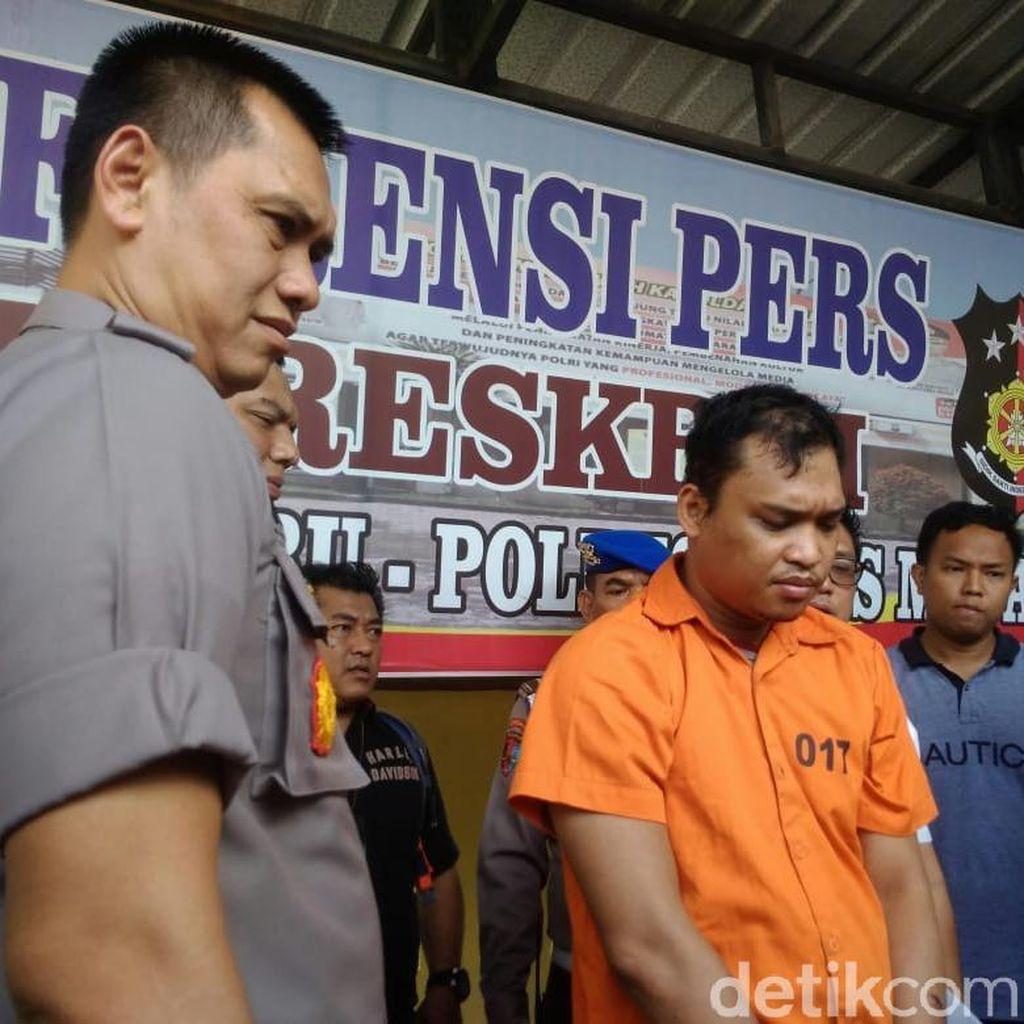Samsir Sangkal Bunuh Wanita di Kos Medan, Polisi: Hanya Alibi