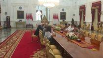 Arifin Panigoro dkk Temui Jokowi, Bahas Pemberantasan TBC