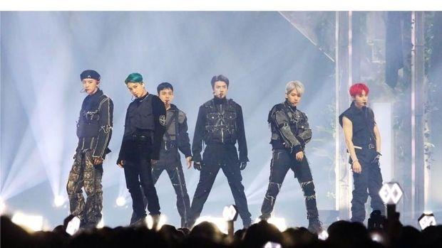 EXO buka-bukaan, Siapa Member dengan Penghasilan Tertinggi?
