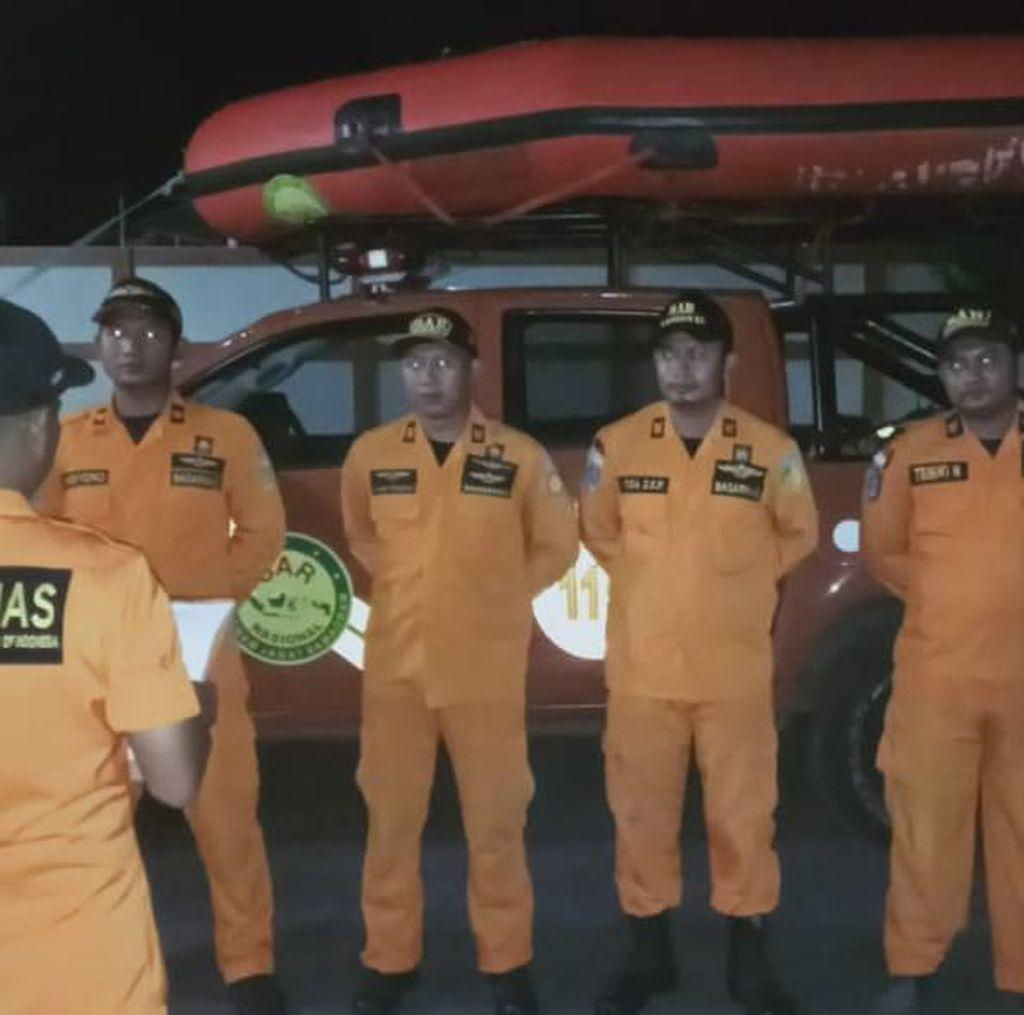ABK Hilang Usai Tercebur Saat Tarik Jaring Ikan Tangkapan di Cirebon