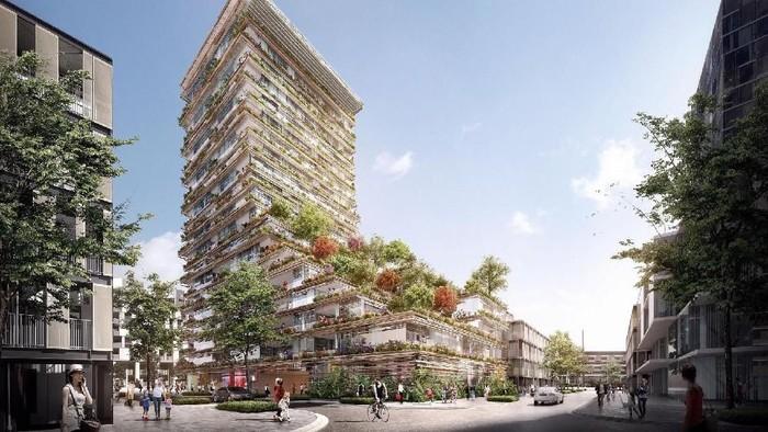 Pengusaha asal Surabaya sudah membangun 22 proyek properti mewah di Sydney. Begini penampakannya.