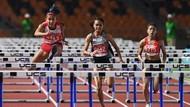 Cabor Atletik SEA Games Tanpa Emas di Hari Terakhir