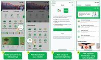 Aplikasi Grab Kini Layani Konsultasi Kesehatan