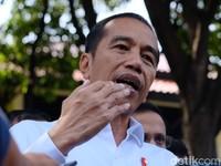 Jokowi Respons Heboh Tudingan Germo di Garuda
