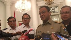 Anies Cerita Untungnya Presiden Pernah Jadi Gubernur-Wali Kota