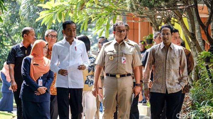 Presiden Jokowi/Foto: Andhika Prasetia-detikcom/