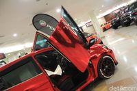 Saat Kembaran Sirion di Malaysia Pakai Pintu Ala Lamborghini