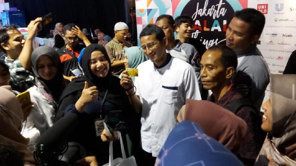 Sandi Soroti Industri Halal di Indonesia: Dulu Mentok di Sertifikasi
