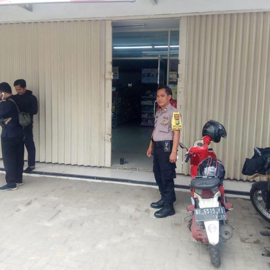 Polisi Buru 2 DPO Pembobol ATM Minimarket di Tangsel Pakai Mesin Las