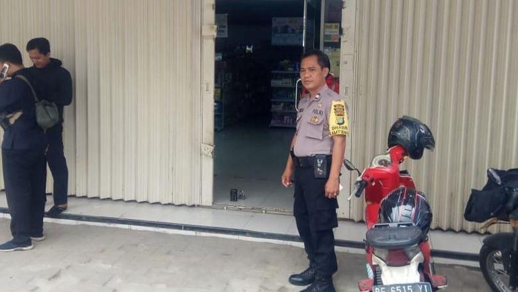 Bobol ATM Minimarket di Tangsel Pakai Mesin Las, Alan Ditangkap