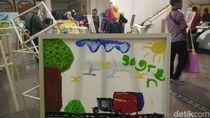 Ekspresi Anak Berkebutuhan Khusus dalam Bidang Seni Rupa