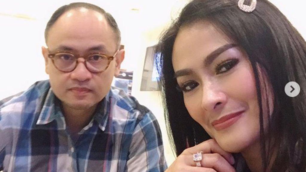 Pilot Garuda yang Angkut Harley Ilegal Ternyata Suami Iis Dahlia