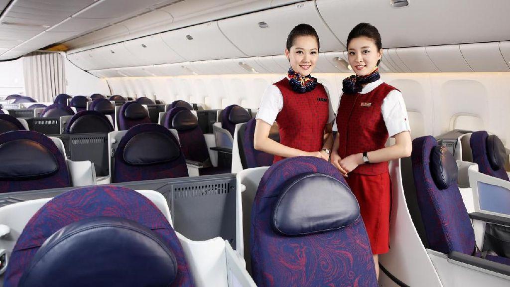 Promo 12.12! Terbang ke Amerika PP dengan Air China Rp 1,9 Juta*