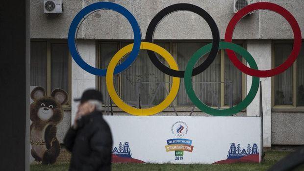 Rusia dihukum berat karena manipulasi data doping.