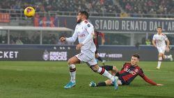 Hasil Liga Italia: Milan Tundukkan Bologna 3-2