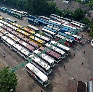 Revitalisasi Terminal Leuwipanjang Mencapai Rp 500 Miliar