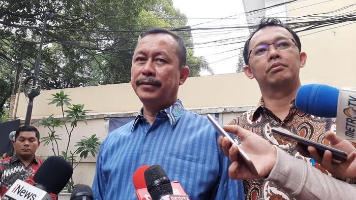 Ketua Komnas HAM Ahmad Taufan Damanik (Lisye/detikcom)