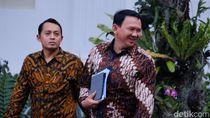 Ke Istana, Ahok Cerita Duduk di Depan Jokowi-Maruf Amin