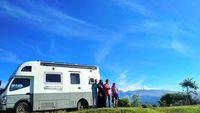 Ujian Terbesar Keliling Indonesia Naik Truk, Antar Jenazah Pulang