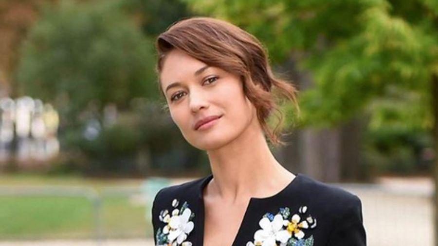 Olga Kurylenko dari instagram.