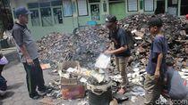 Rusak Saat Kebakaran, Ratusan Mushaf Al-Quran di Batujajar Dibakar
