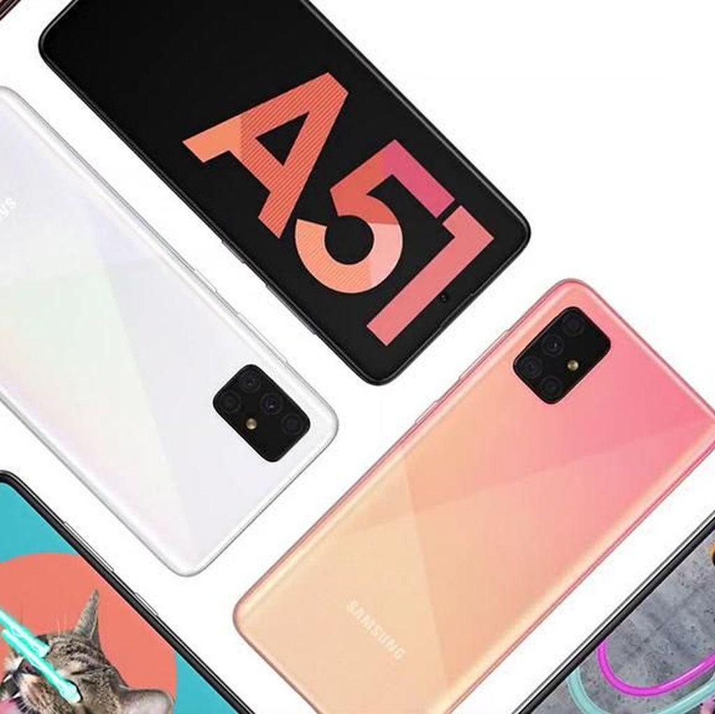 Mengintip Spesifikasi Galaxy A51 dan Galaxy A71