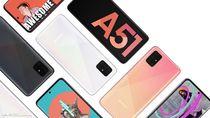 Spesifikasi Empat Kamera Galaxy A51 Terungkap
