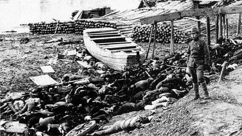Perintah Kejam Pangeran dan Cerita Keji Pemerkosaan Massal Nanjing