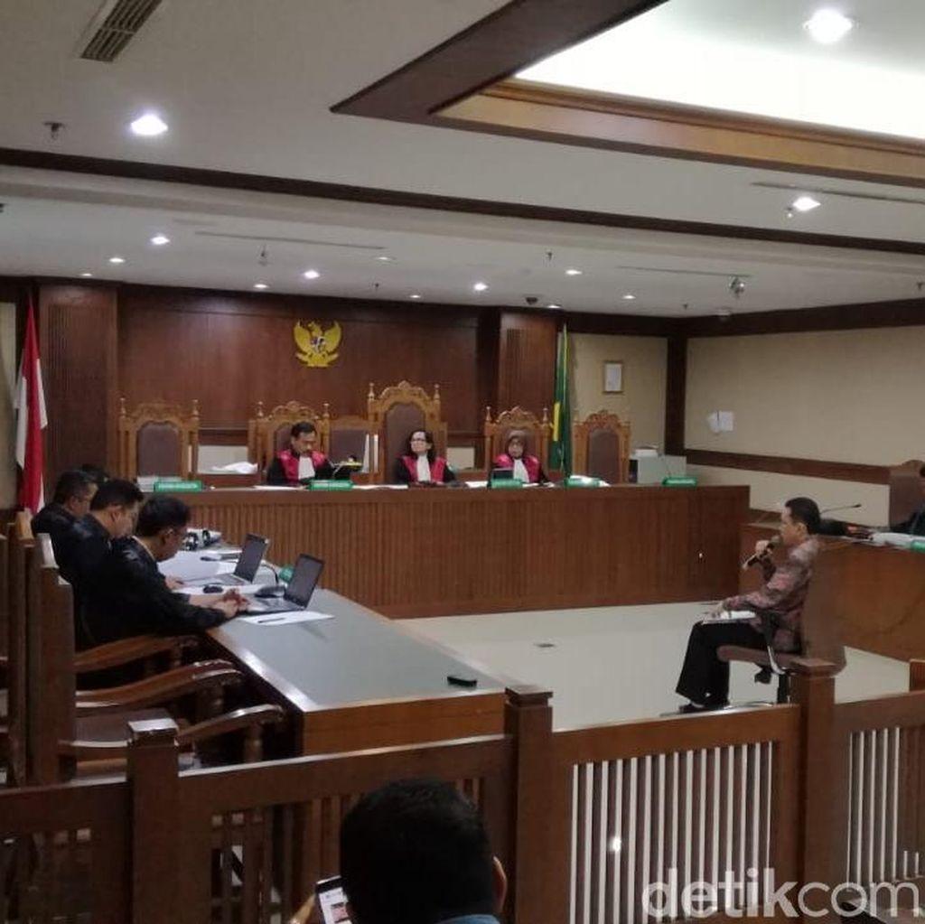 Taswin Beberkan 4 Kali Pemberian Uang ke Eks Dirkeu AP II Lewat Sopir