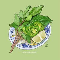 Keren! Ilustrasi Makanan Karya Food Illustrator Ini Sukses Bikin Ngiler