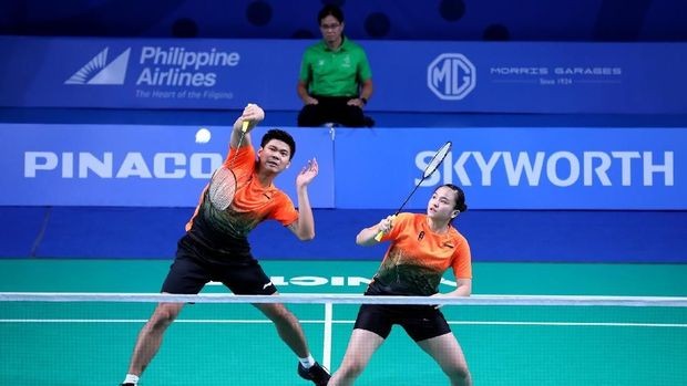 Praveen/Melati ke Perempat Final Indonesia Masters 2020