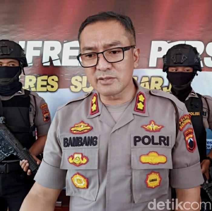 Kapolres Sukoharjo AKBP Bambang Yugo Pamungkas, Senin (9/12/2019).