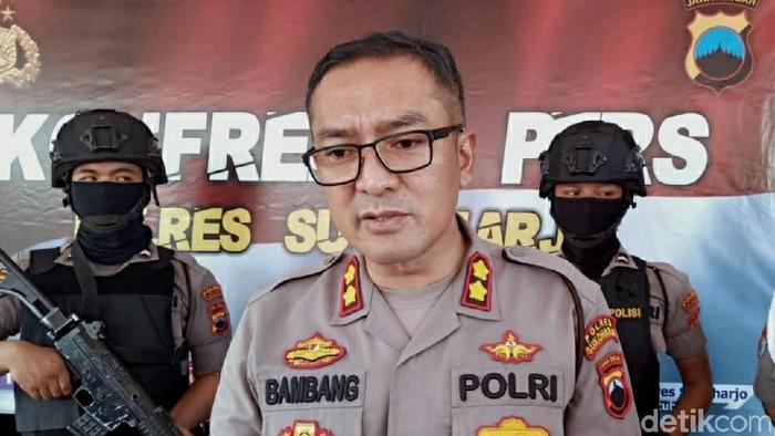 AKBP Bambang Yugo Pamungkas (Bayu Ardi Isnanto/detikcom)