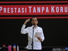 Jokowi ke Oknum yang Senang RI Impor Gas: Hati-hati Kamu!