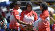 Panahan Compound Putri Raih Perak Setelah Gagal Atasi Tekanan Thailand