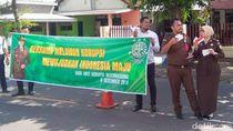 Peringati Hari Antikorupsi, Kejari Ponorogo Beri Pendidikan Pencegahan