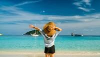 Koh Lanta di Thailand berhasil masuk peringkat ketiga pulau terbaik Asia dengan skor 89,41(iStock)