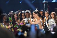 Kontroversi Ucapan Selamat 'Wakanda' untuk Pemenang Miss Universe 2019