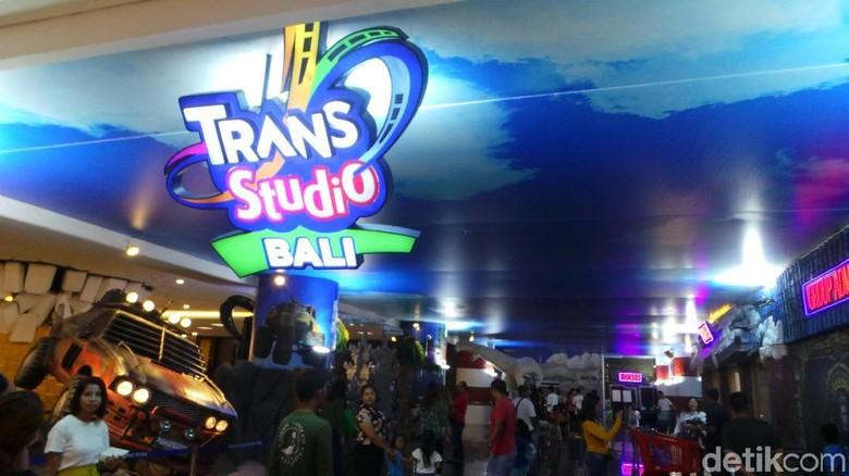 Trans Studio Bali. (Foto: Wahyu/detikcom)