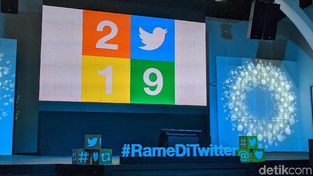 BTS, Jokowi & Gerindra Paling Banyak Dibicarakan di Twitter 2019