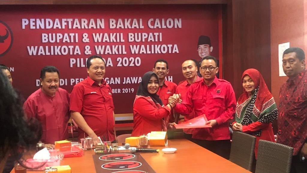 Incar Kursi Cawabup, 11 Anggota Fraksi PDIP Sragen Daftar ke DPD
