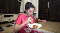 Ngidam Makan Cilok, Ashanty Nyaris Ribut dengan Anang